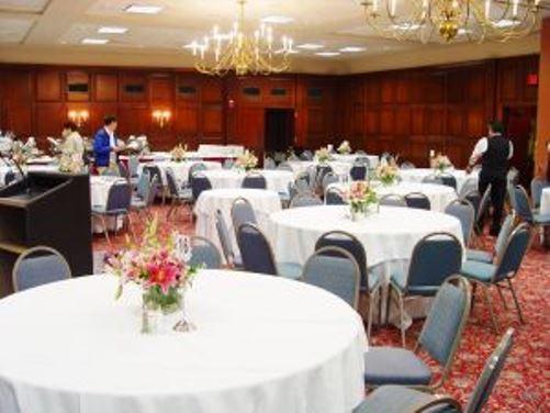 escoger el banquete de bodas